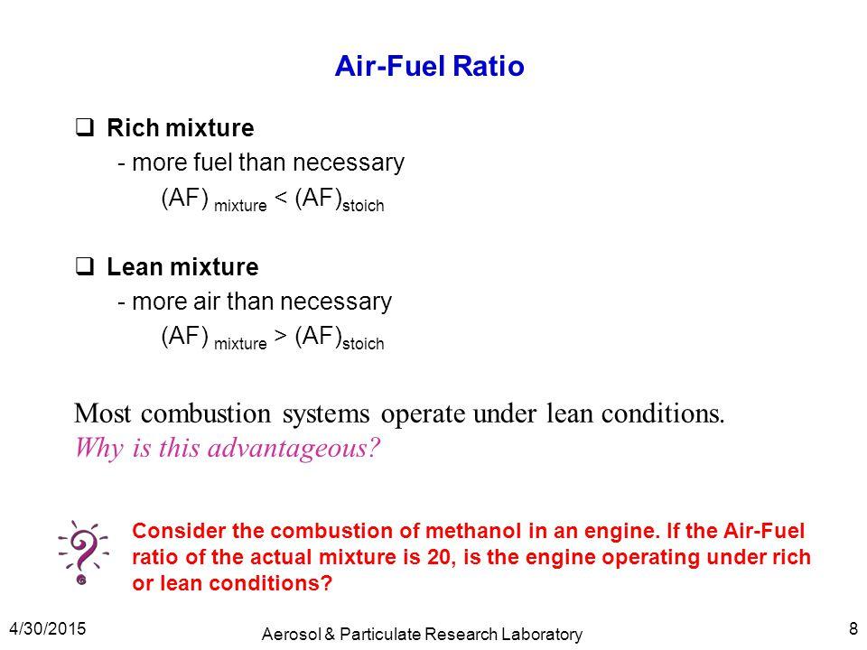 Aerosol & Particulate Research Laboratory