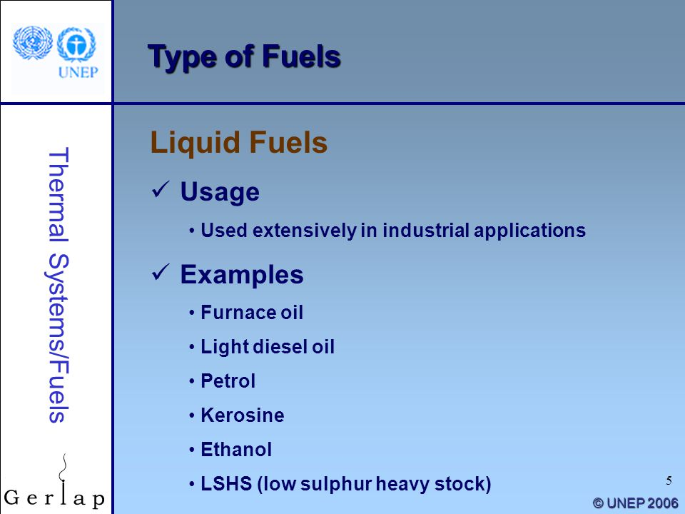 Energy efficiency guide for industry in asia ppt download for Types of gas heating systems