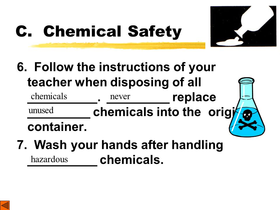 C. Chemical Safety