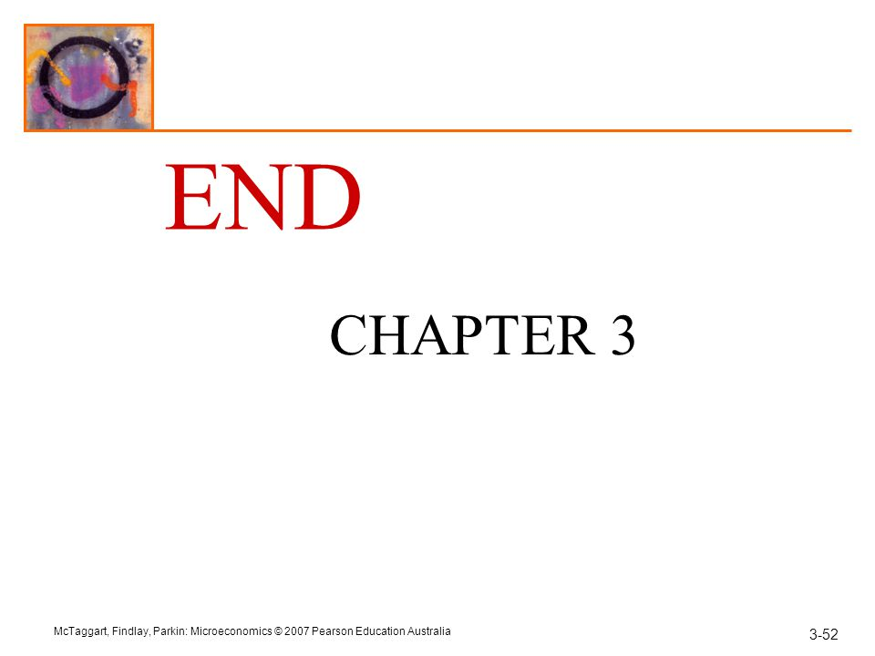 END CHAPTER 3