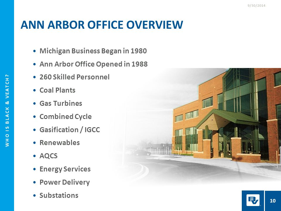 ANN ARBOR Office Overview