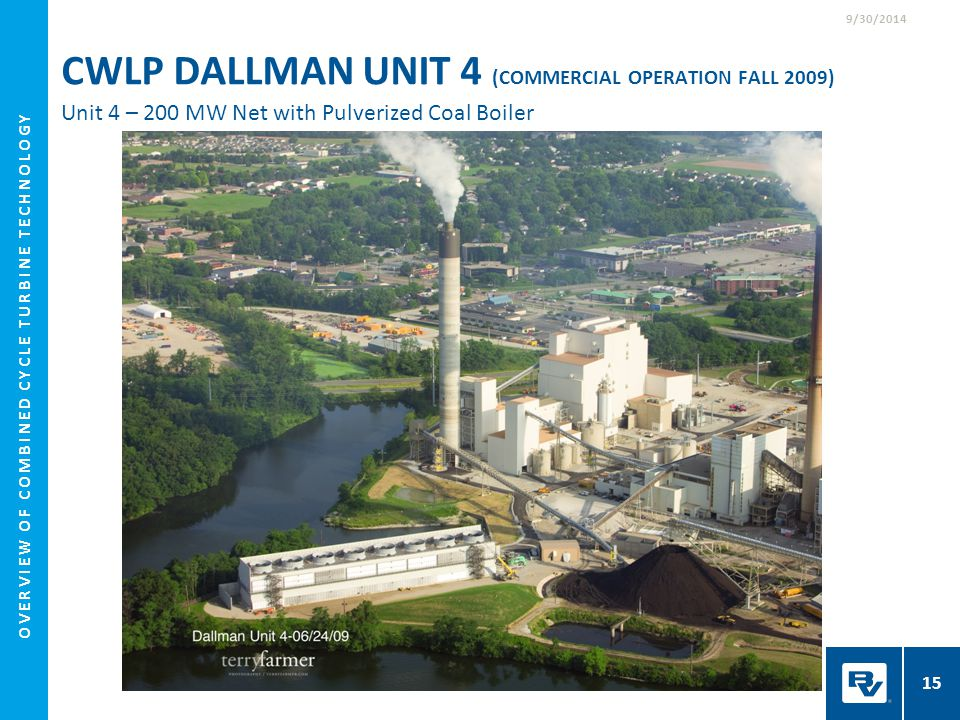 CWLP Dallman Unit 4 (Commercial Operation Fall 2009)