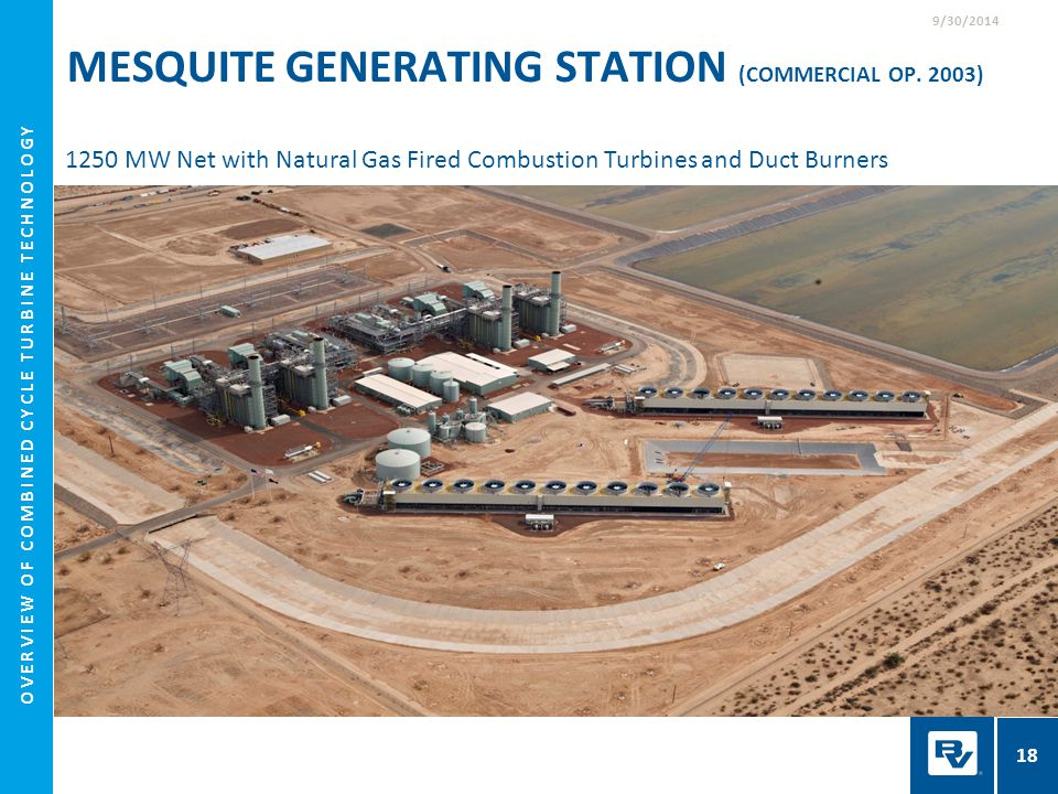 Mesquite Generating Station (Commercial Op. 2003)
