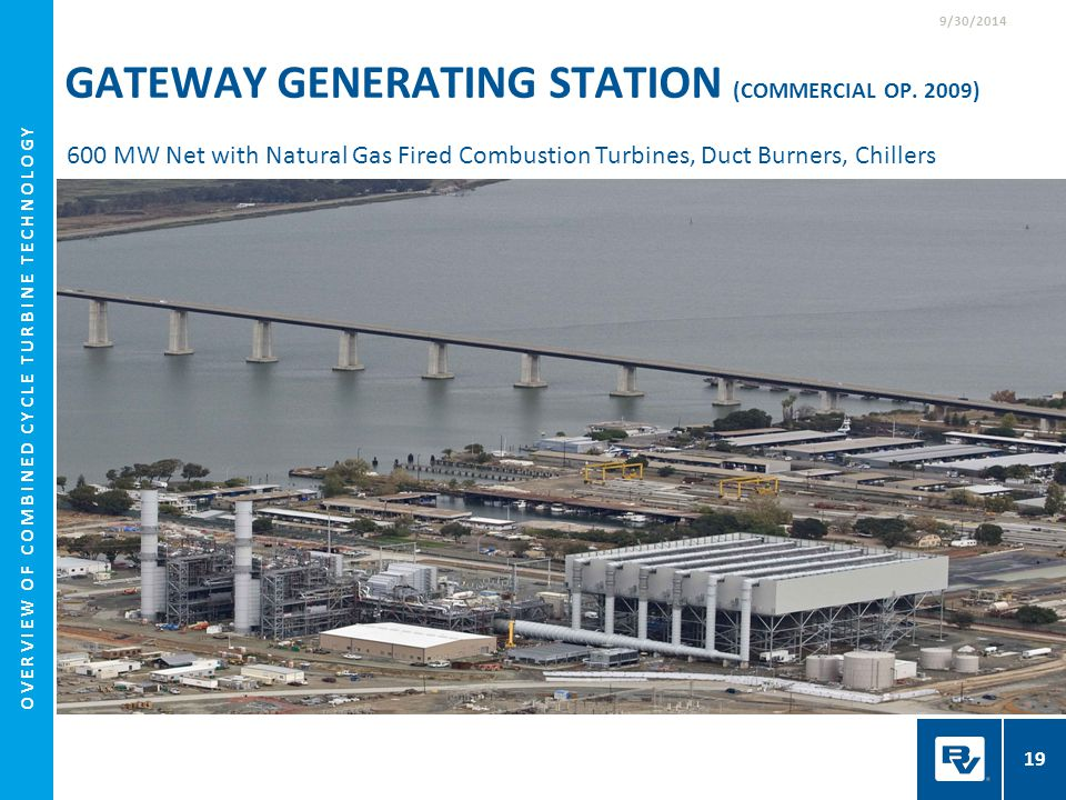Gateway Generating Station (Commercial Op. 2009)