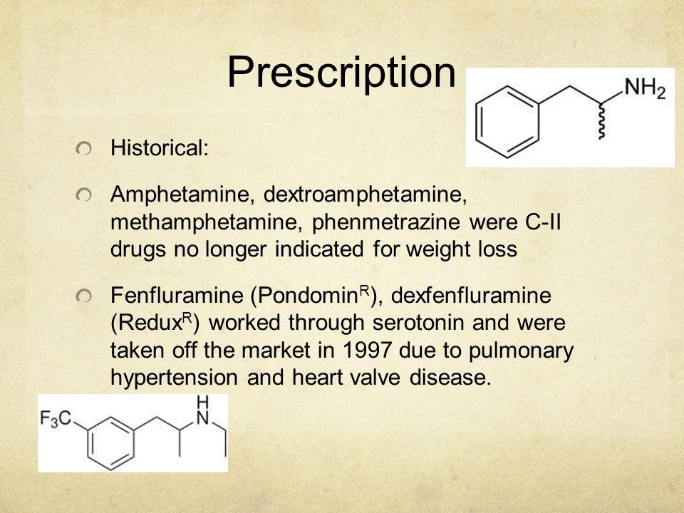 Prescription Historical: