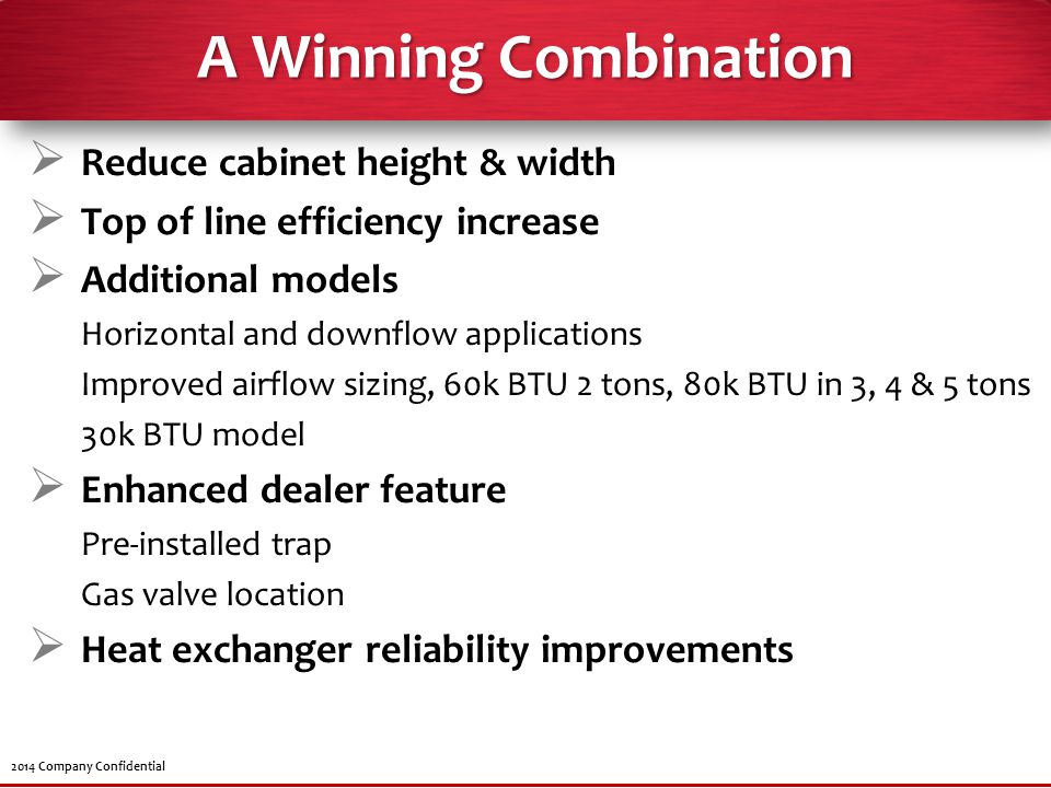 A Winning Combination Reduce cabinet height & width