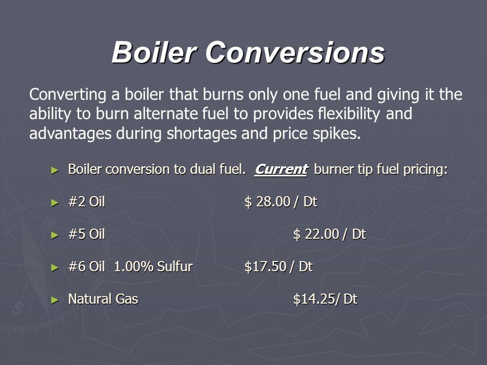 Boiler Conversions