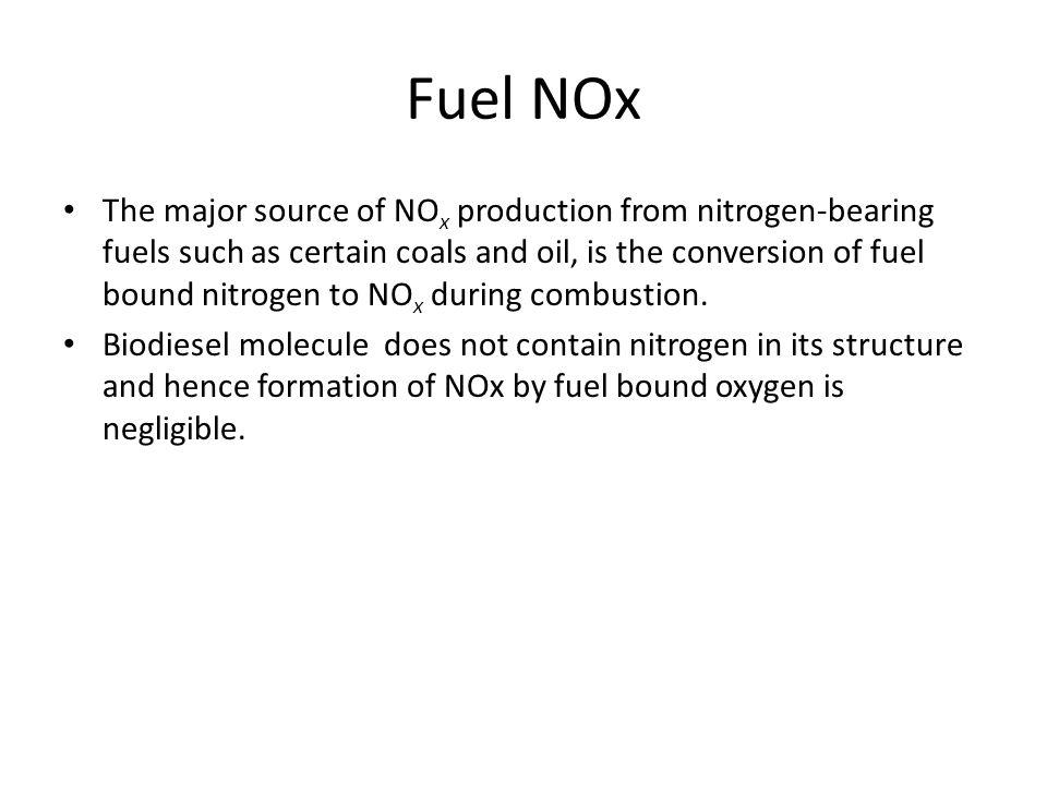 Fuel NOx
