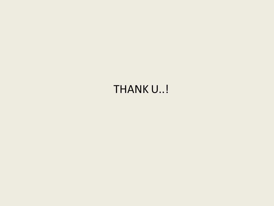THANK U..!