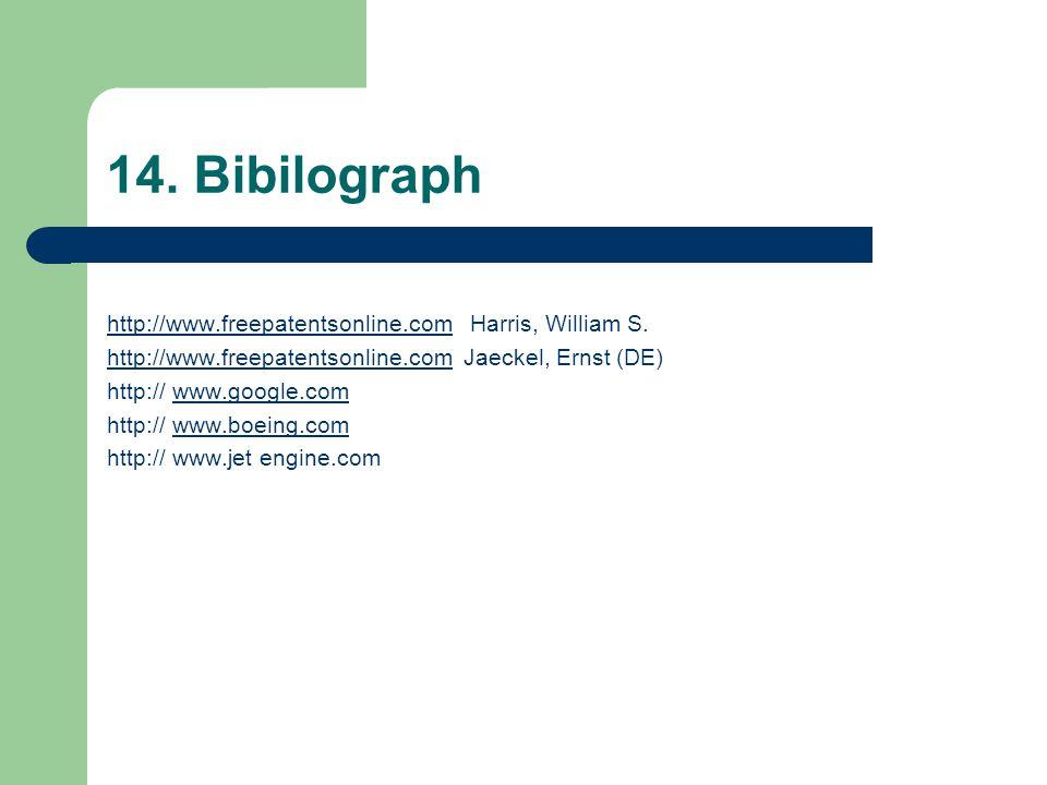 14. Bibilograph
