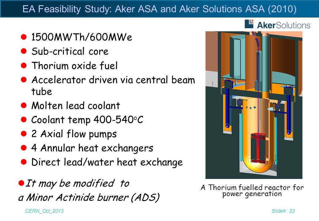 EA Feasibility Study: Aker ASA and Aker Solutions ASA (2010)