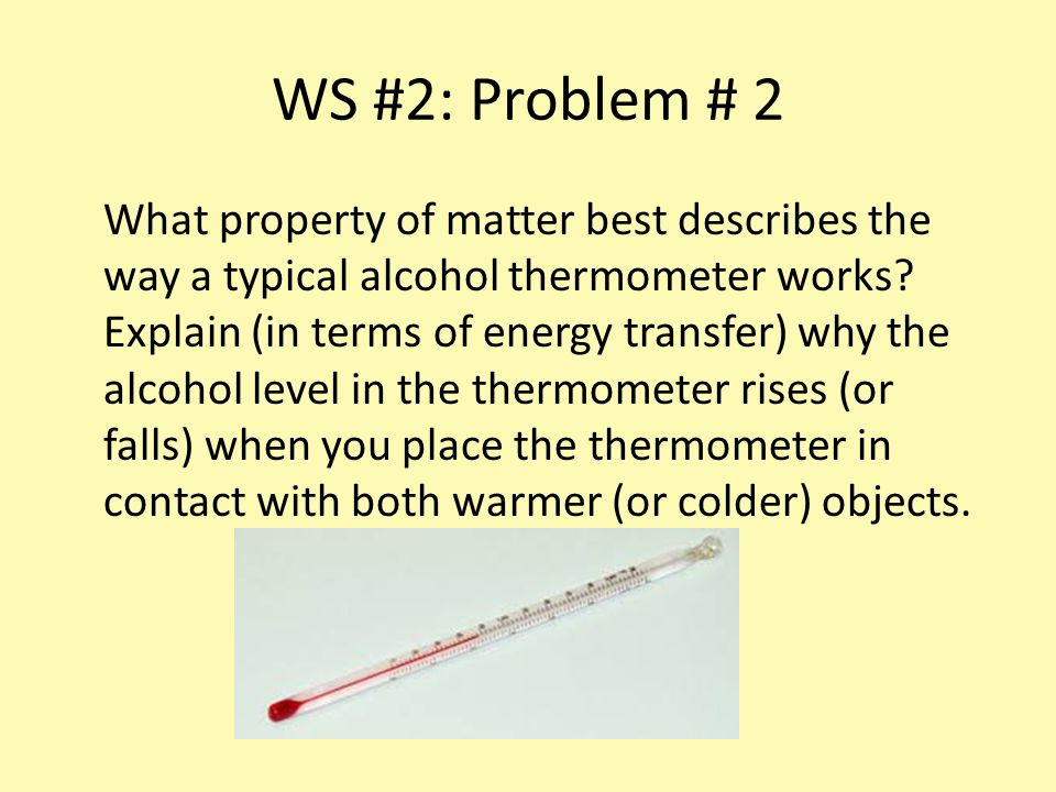 WS #2: Problem # 2