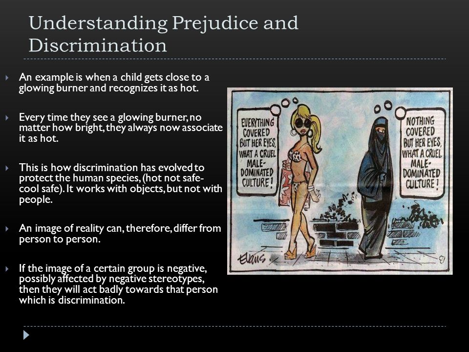 Understanding Prejudice and Discrimination