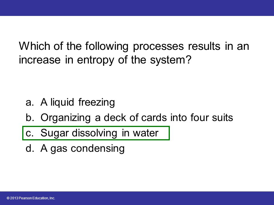 Which of the following processes results in an increase in entropy of the system