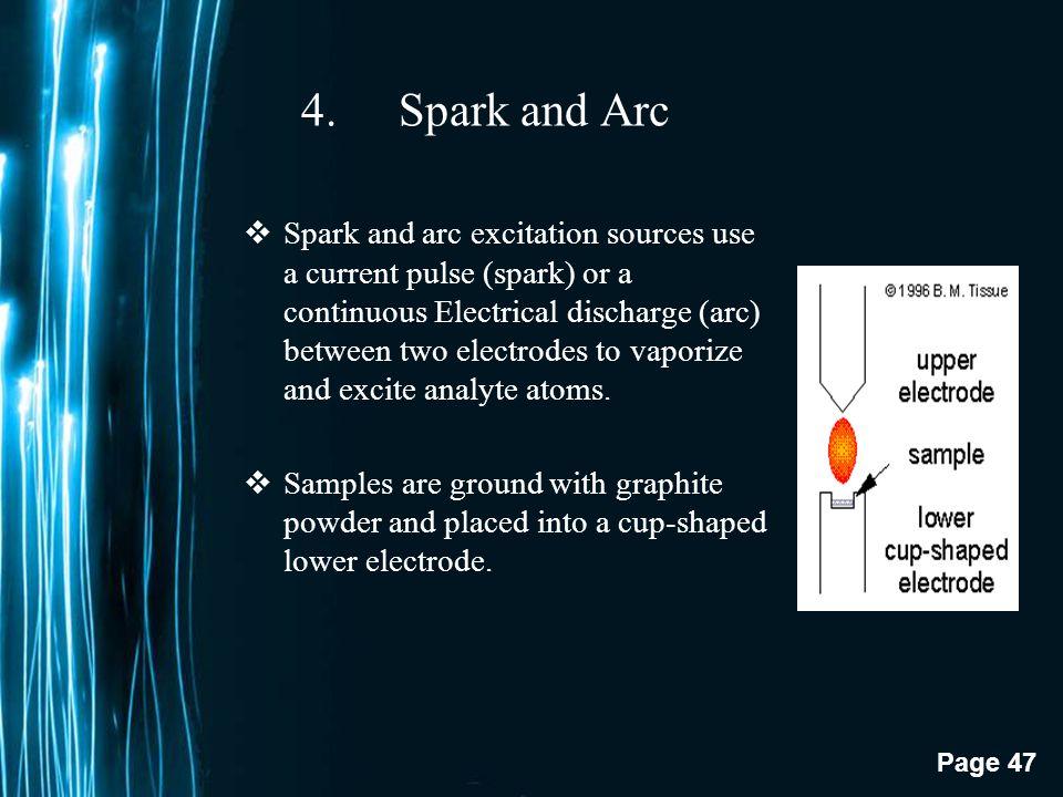 Spark and Arc