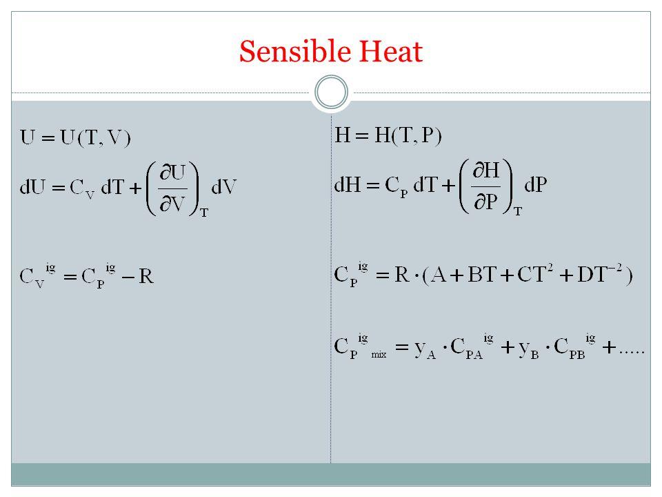 Sensible Heat