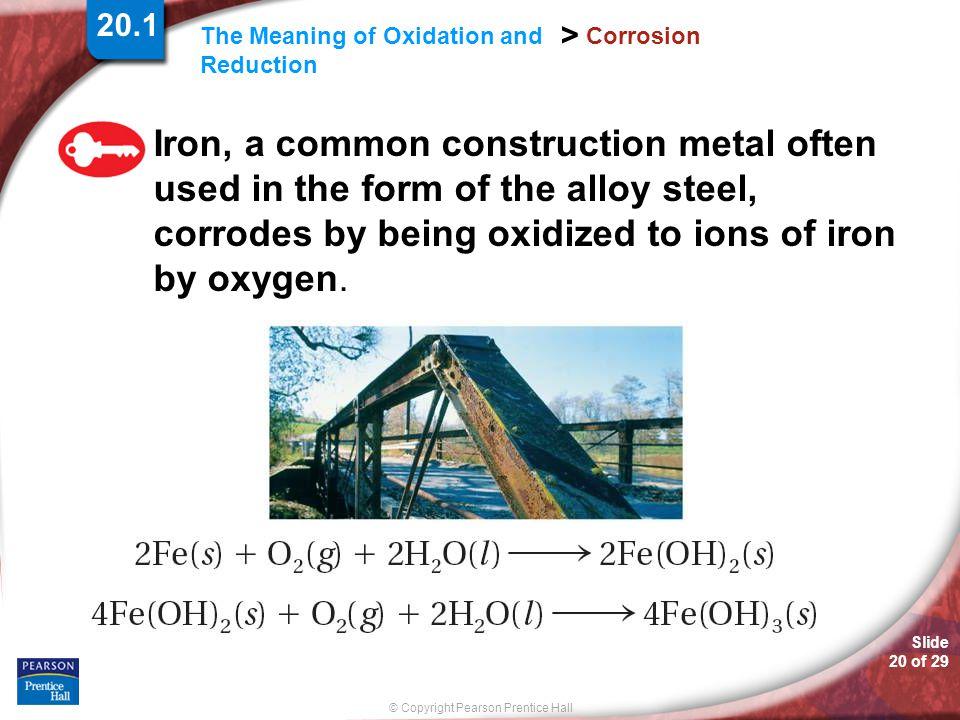 20.1 Corrosion.