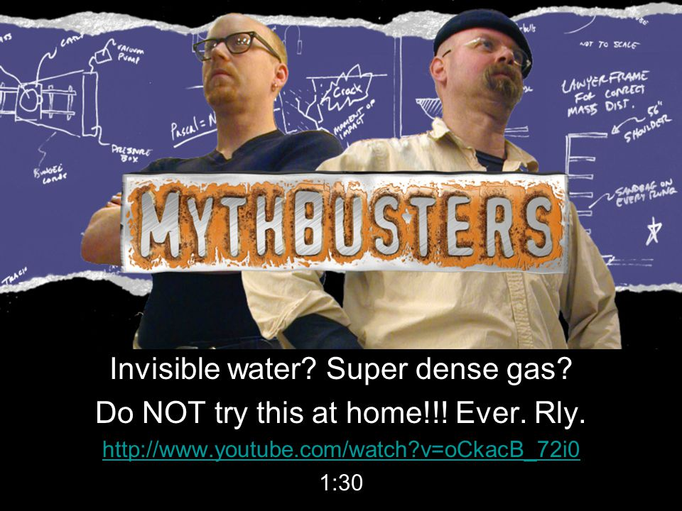 Invisible water Super dense gas
