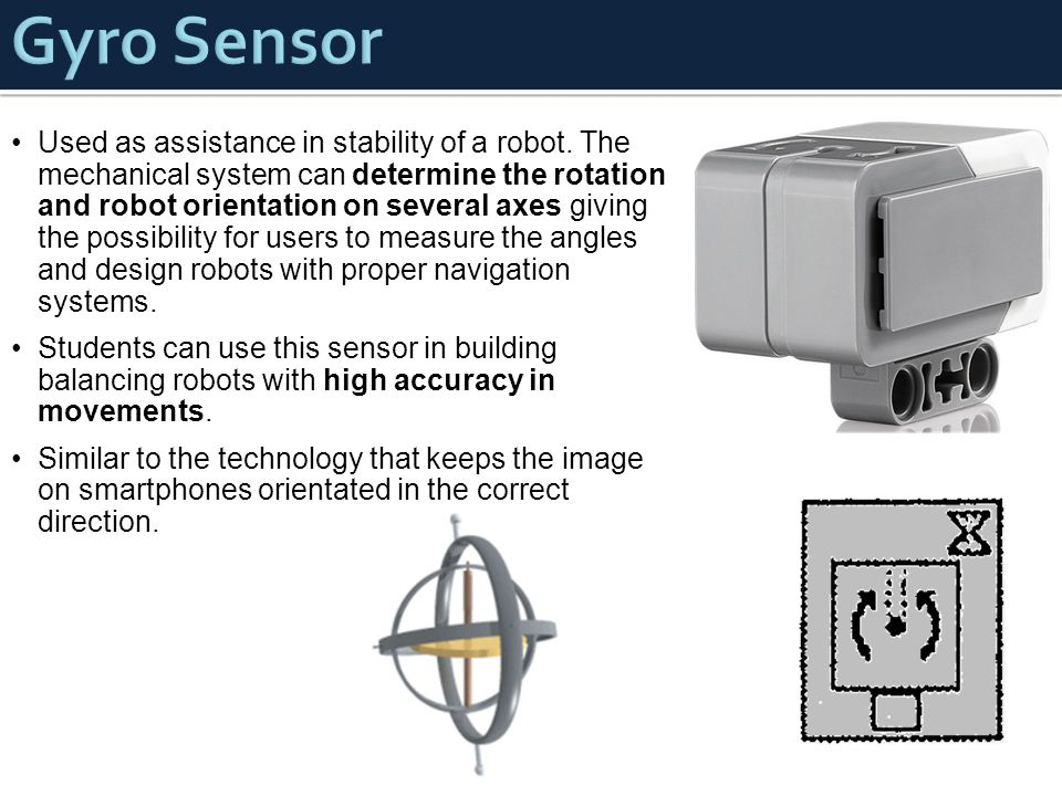Gyro Sensor