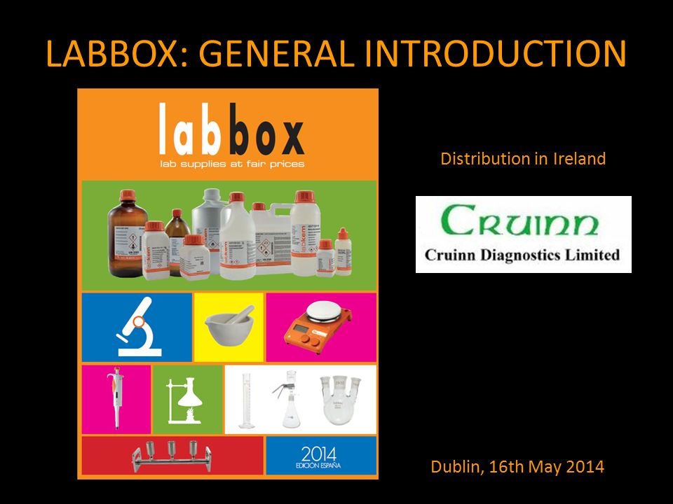 LABBOX: GENERAL INTRODUCTION