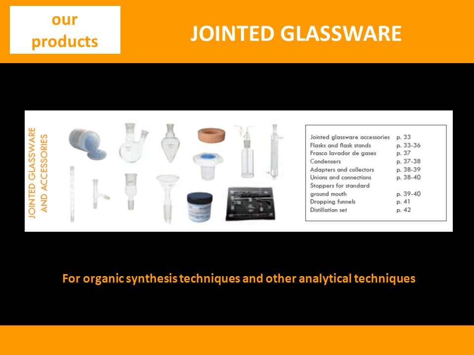 For organic synthesis techniques and other analytical techniques