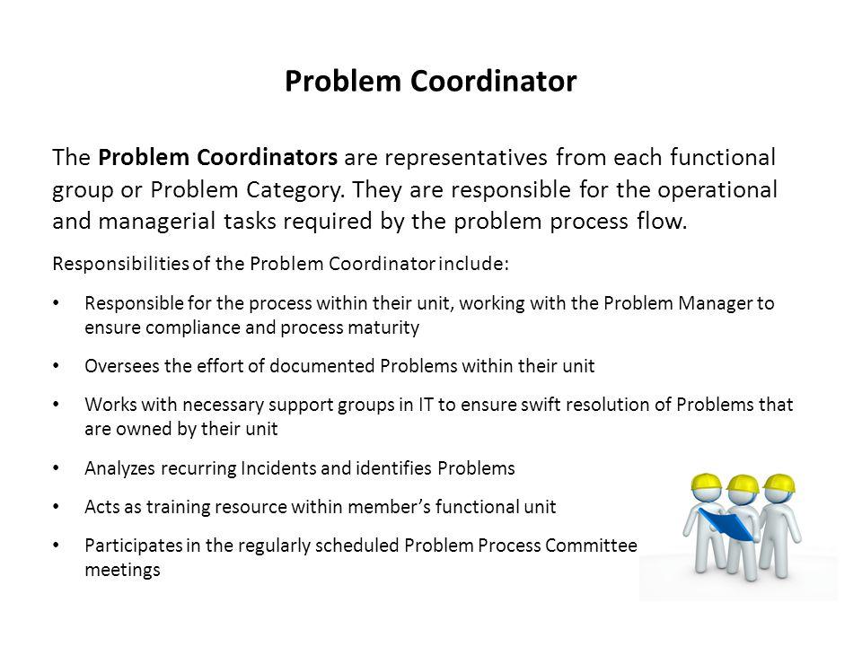 Problem Coordinator