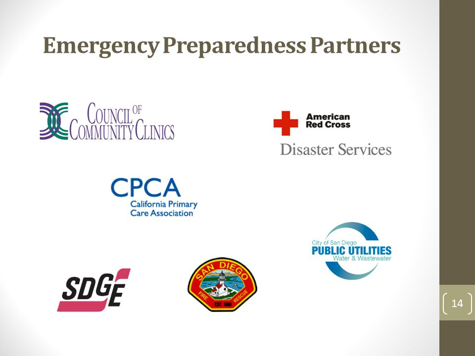Emergency Preparedness Partners