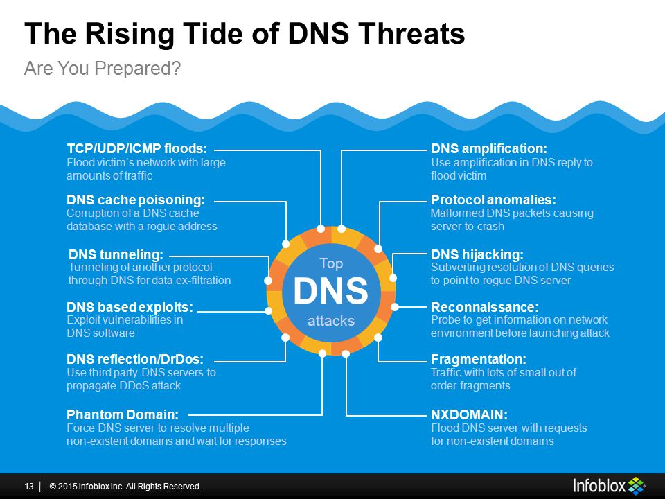 The Rising Tide of DNS Threats