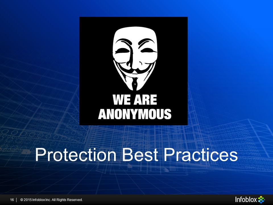 Protection Best Practices