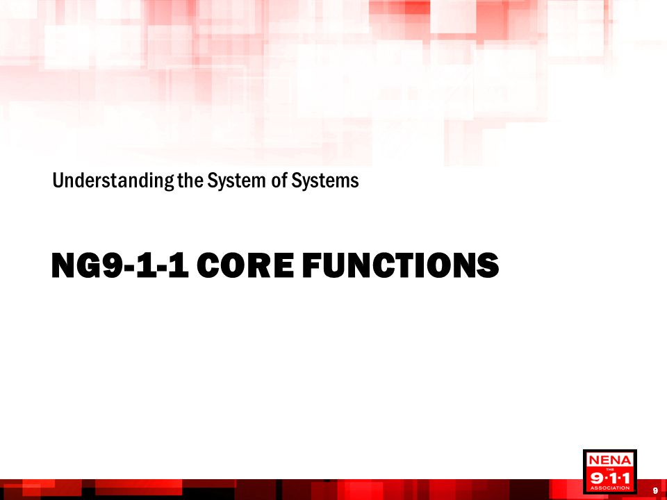 Understanding the System of Systems