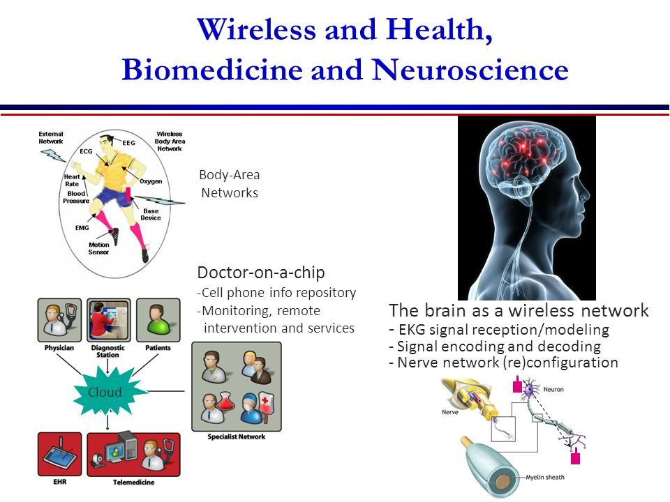 Wireless and Health, Biomedicine and Neuroscience