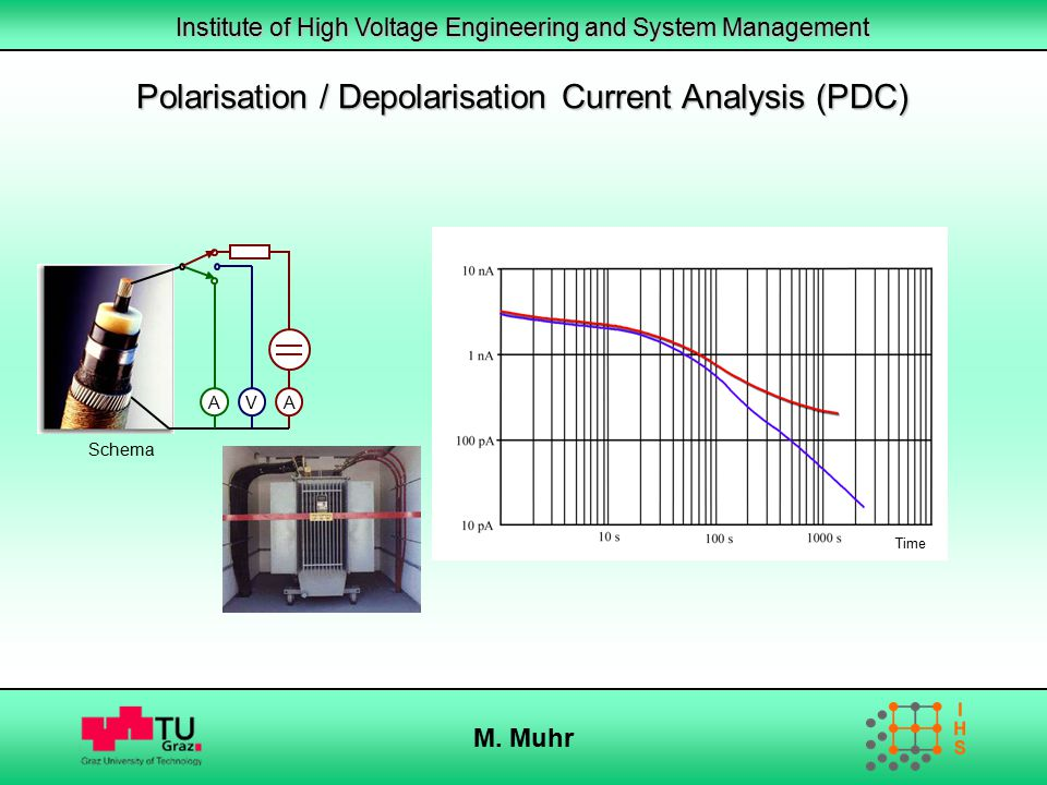 Polarisation / Depolarisation Current Analysis (PDC)