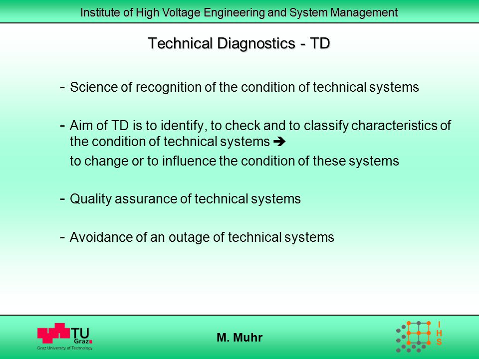 Technical Diagnostics - TD