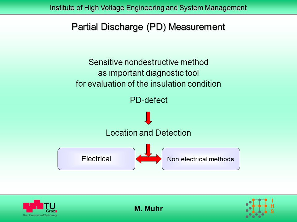 Partial Discharge (PD) Measurement