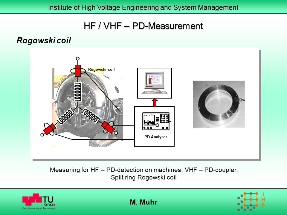 HF / VHF – PD-Measurement