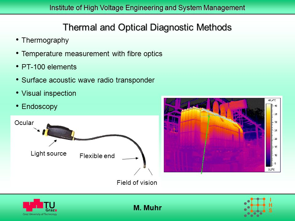 Thermal and Optical Diagnostic Methods
