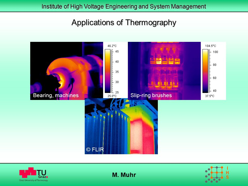Applications of Thermography