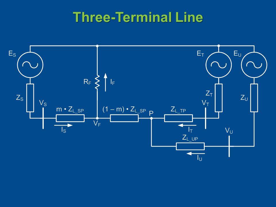 Three-Terminal Line