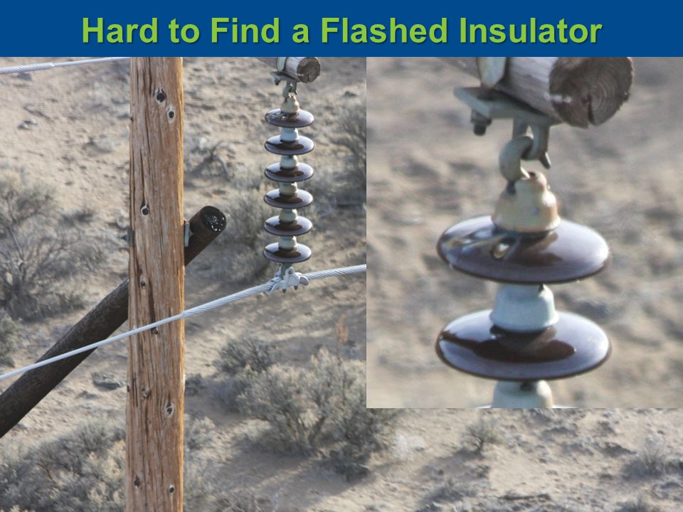 Hard to Find a Flashed Insulator