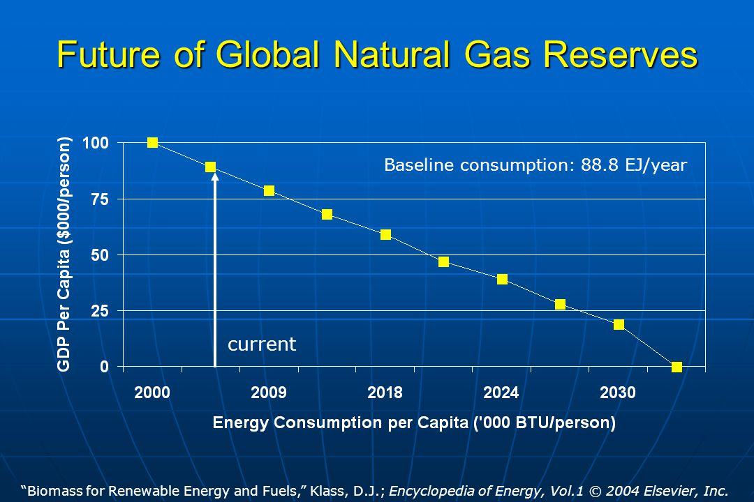 Future of Global Natural Gas Reserves