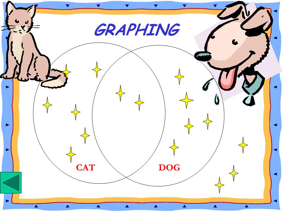 GRAPHING CAT DOG