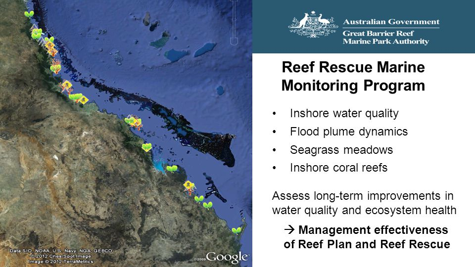 Reef Rescue Marine Monitoring Program