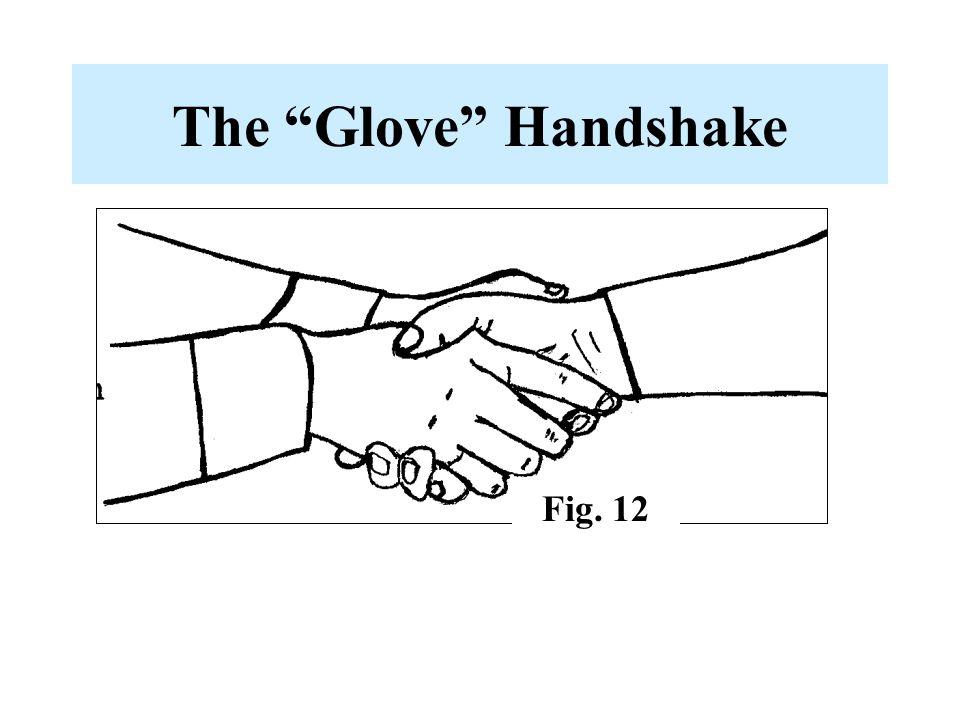 The Glove Handshake Fig. 12