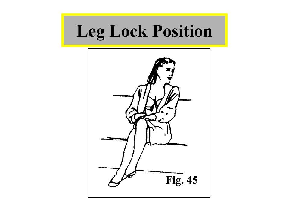 Leg Lock Position