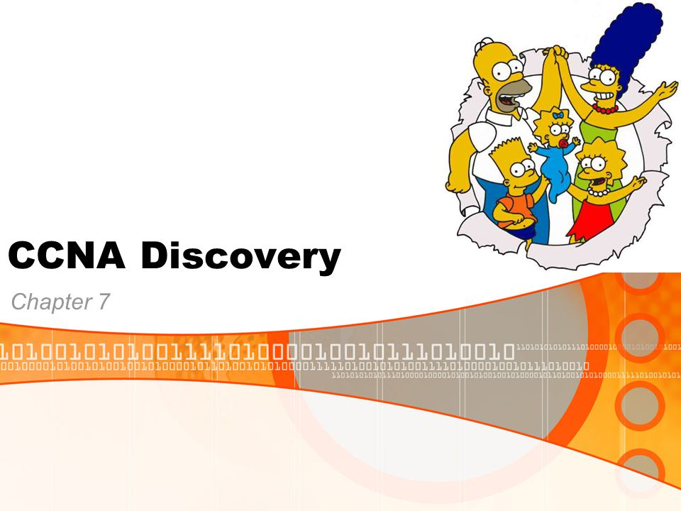 CCNA Discovery Chapter 7