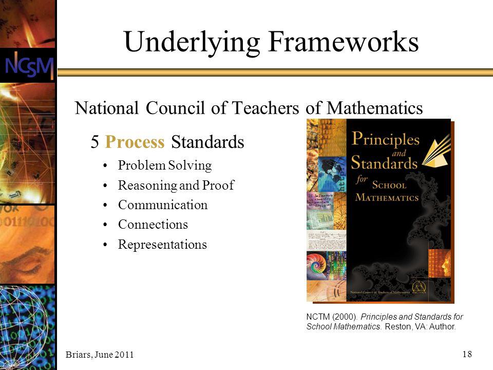 Underlying Frameworks