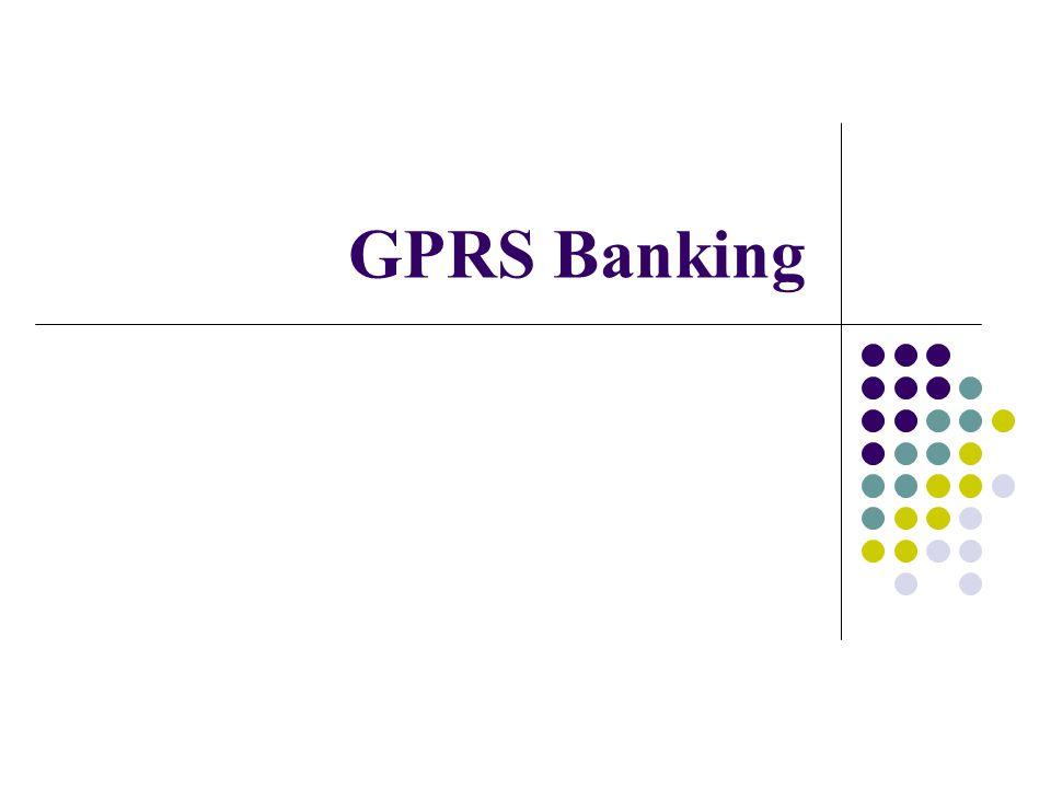 GPRS Banking