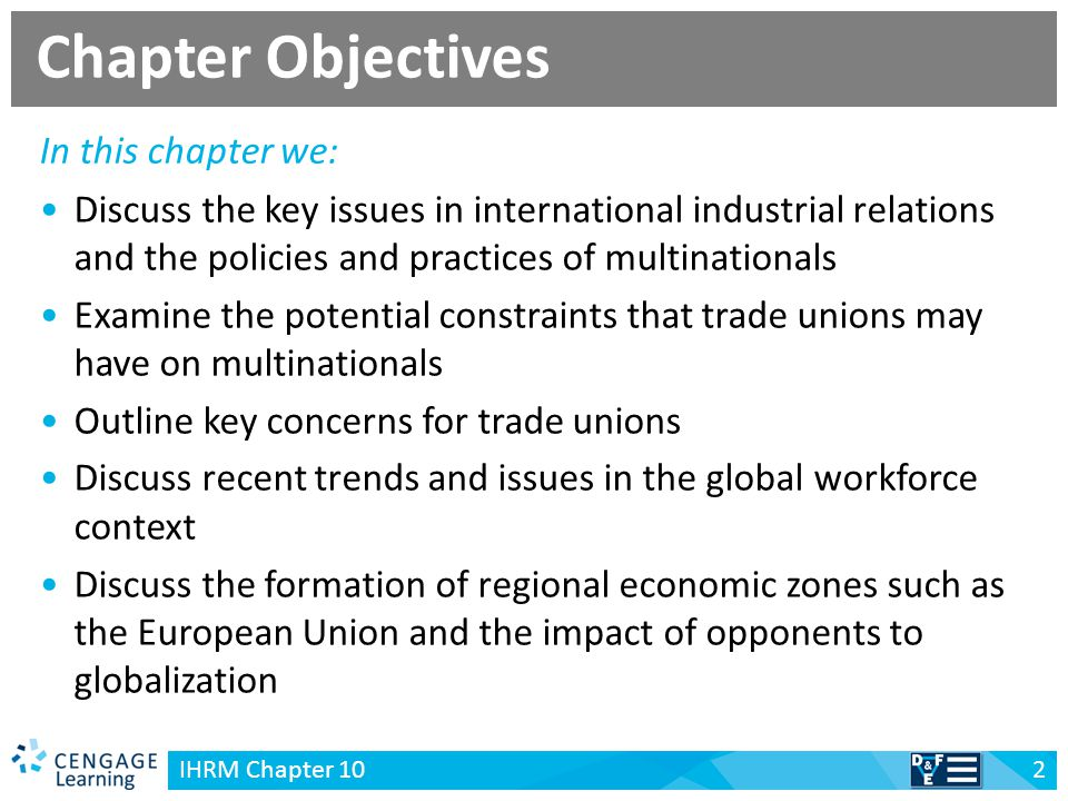 Chapter Objectives In this chapter we: