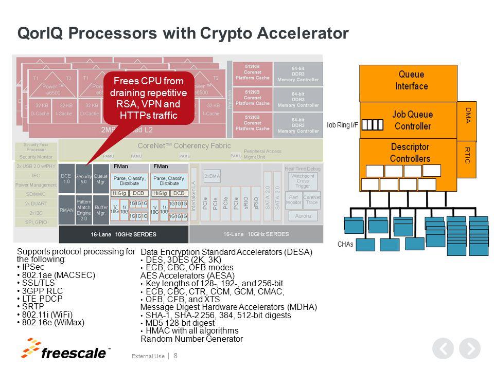 C29x Public Key Accelerator