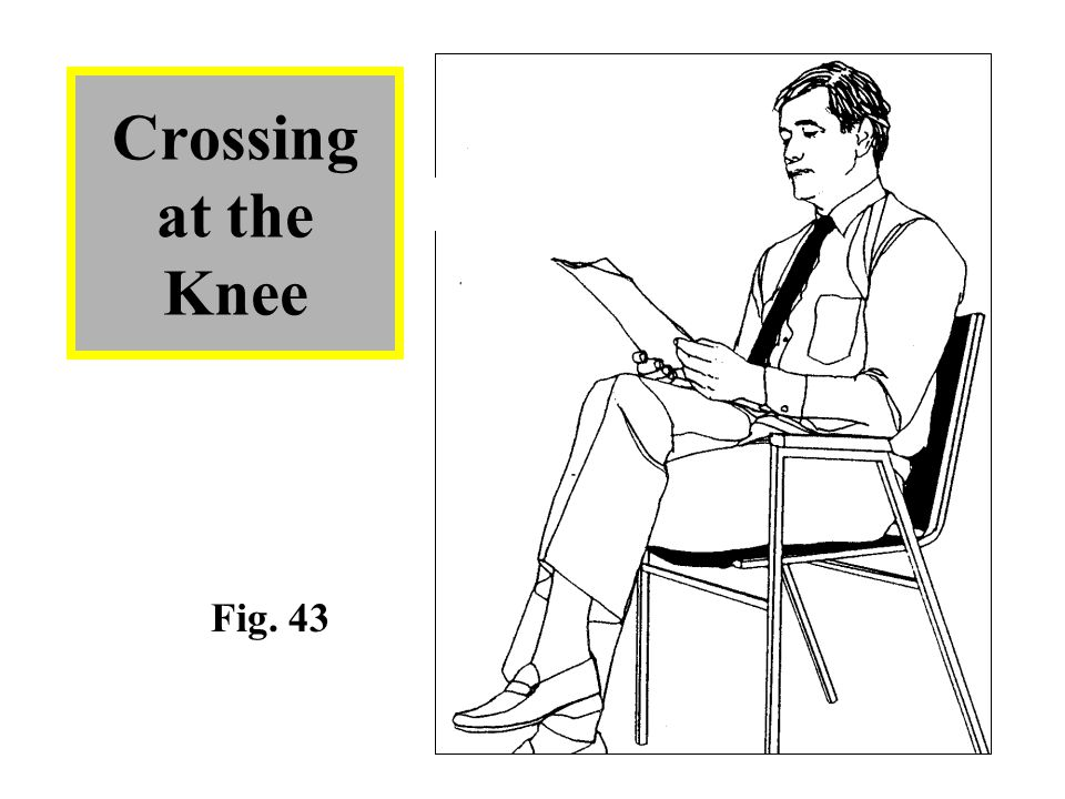 Crossing at the Knee Fig. 43